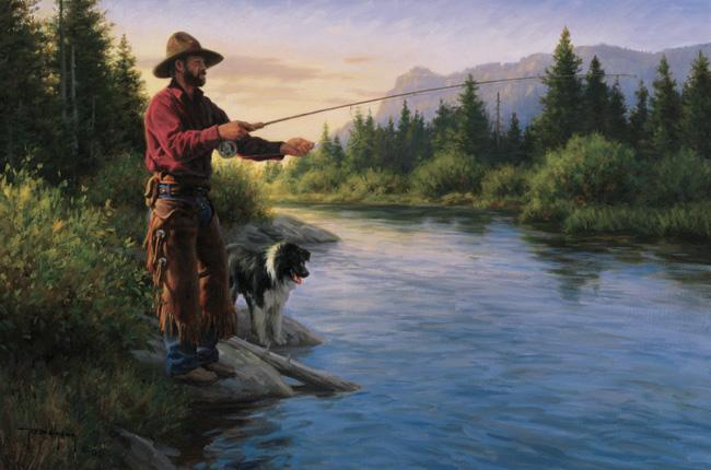 сережа равно витя ловили вместе с лодки рыбу на лесной речке